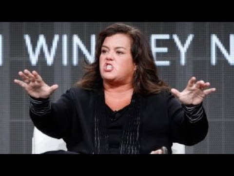 Rosie O'Donnell: If you work with Trump you're a 'Nazi'