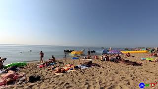 Обзор пляжа Каролино-Бугаз 2019