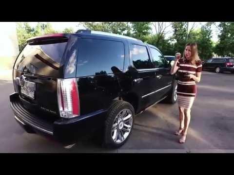 Кадиллак Эскалэйд/Cadillac Escalade за миллион. Мало вложений, много понта. Лиса Рулит.