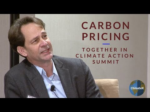 Chatting About Carbon Pricing: Together in Action Climate Summit