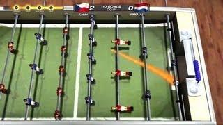 FoosBall 2012 Gameplay