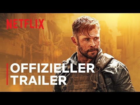 Tyler Rake: Extraction | Offizieller Trailer | Netflix