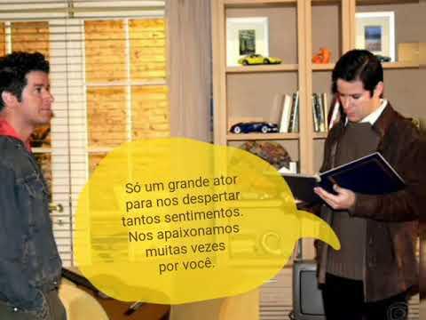 Homenagem A Murilo Benício - 2019