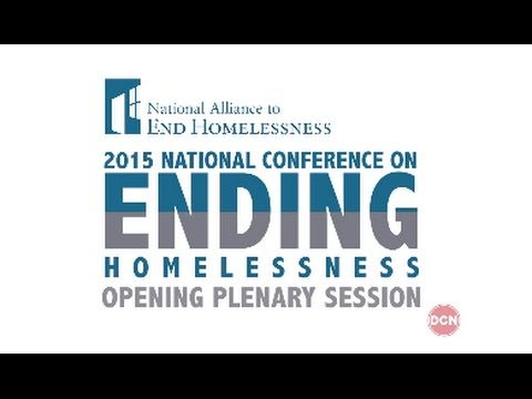 2015 National Alliance to End Homelessness Conference, 7/15/15