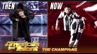 Kenichi Ebina: The MOST WATCHED AGT ACT OF ALL TIME IS BACK To Win It All!! | AGT Champions