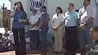 Beatriz Zavala Peniche, inscripción Rosa Adriana, video 02