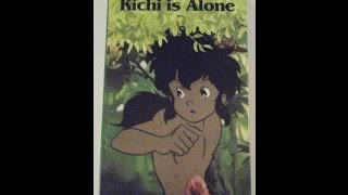 Opening To The Jungle Book:Kichi Is Alone 1990 VHS
