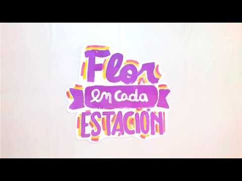 Flor en cada estación - Santiago Fernández | VideoLyric