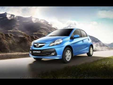 Honda launches Brio at Rs 3.95 lakh