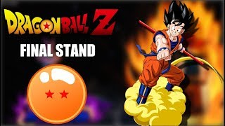 the BOSS level 120 - Dragon Ball Z Final Stand Roblox French #2
