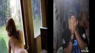 Download Video Smule Kocak!! Cowok Ini Melotot Kaget Teman Duet Tidak Pakai Baju MP3 3GP MP4