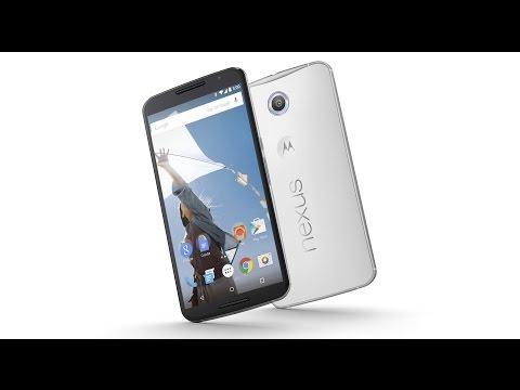 El móvil viejo que funciona como un móvil nuevo — la parodia del Nexus 6