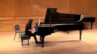 """Ronen Shai: """"Four Memories"""" -Shinae Kim, piano"""