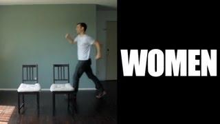 WOMEN - Musical Chairs
