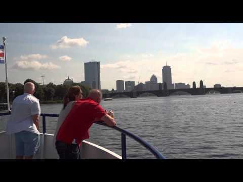 Boston - Charles River Boat