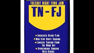 Tuesday Night Funk Jam 1st Set @ Asheville Music Hall 10-10-2017