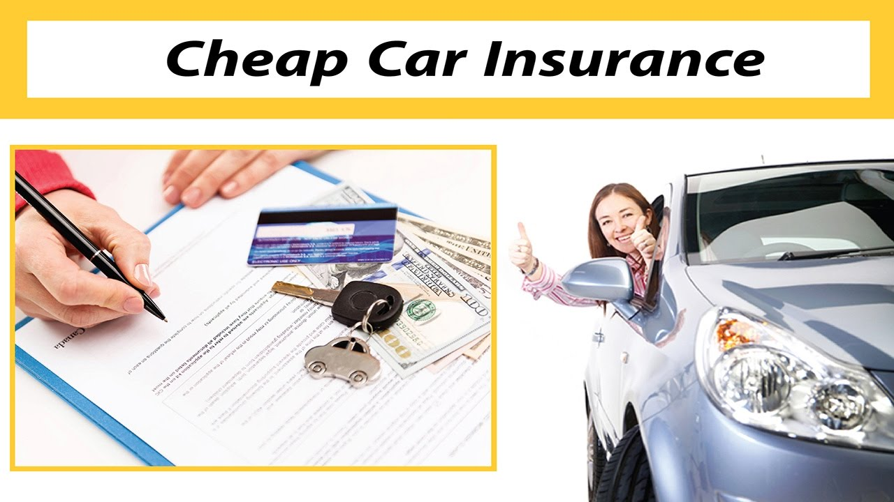 How to Get Cheap Car Insurance for Young Drivers Latest ...