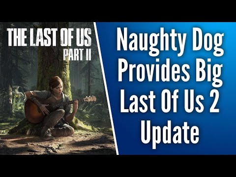The Last Of Us 2 Update, Free Dynamic theme, Playable Pax Demo, More Ellie Edition's