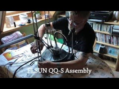 FLSUN QQ-S Assembly
