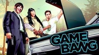 DRUNK DRIVING IN GTA 5 (Game Bang)