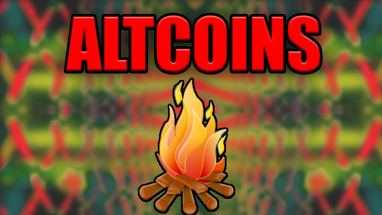 WHY ALTCOINS ARE -literally- ON FIRE RIGHT NOW 8