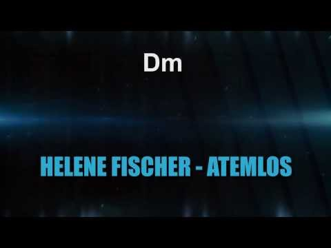 Helene Fischer - Atemlos durch die Nacht with Lyrics and Chords