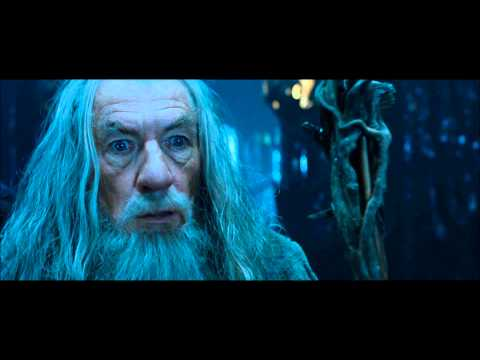 LOTR The Fellowship of the Ring - Saruman the White