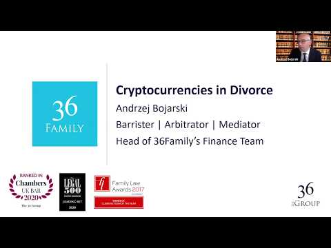 Crypto-Assets on Divorce Part2