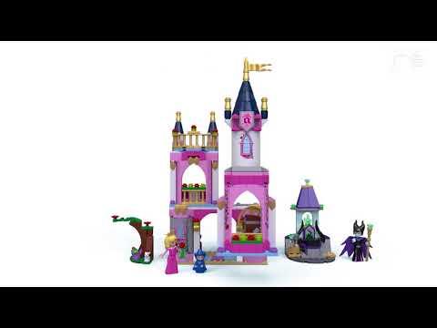 41152 Sleeping Beauty Fairytale Castle