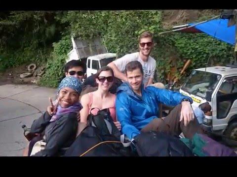 Backpacking Philippines: Banaue to Sagada