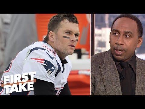 Patriots鈥� Week 10 loss 鈥榮pells doom鈥� for Super Bowl chances - Stephen A. | First Take