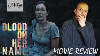 Blood On Her Name 2020 Movie Review Interpreting The Stars Youtube