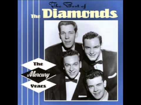THE DIAMONDS -  SILHOLLETTES