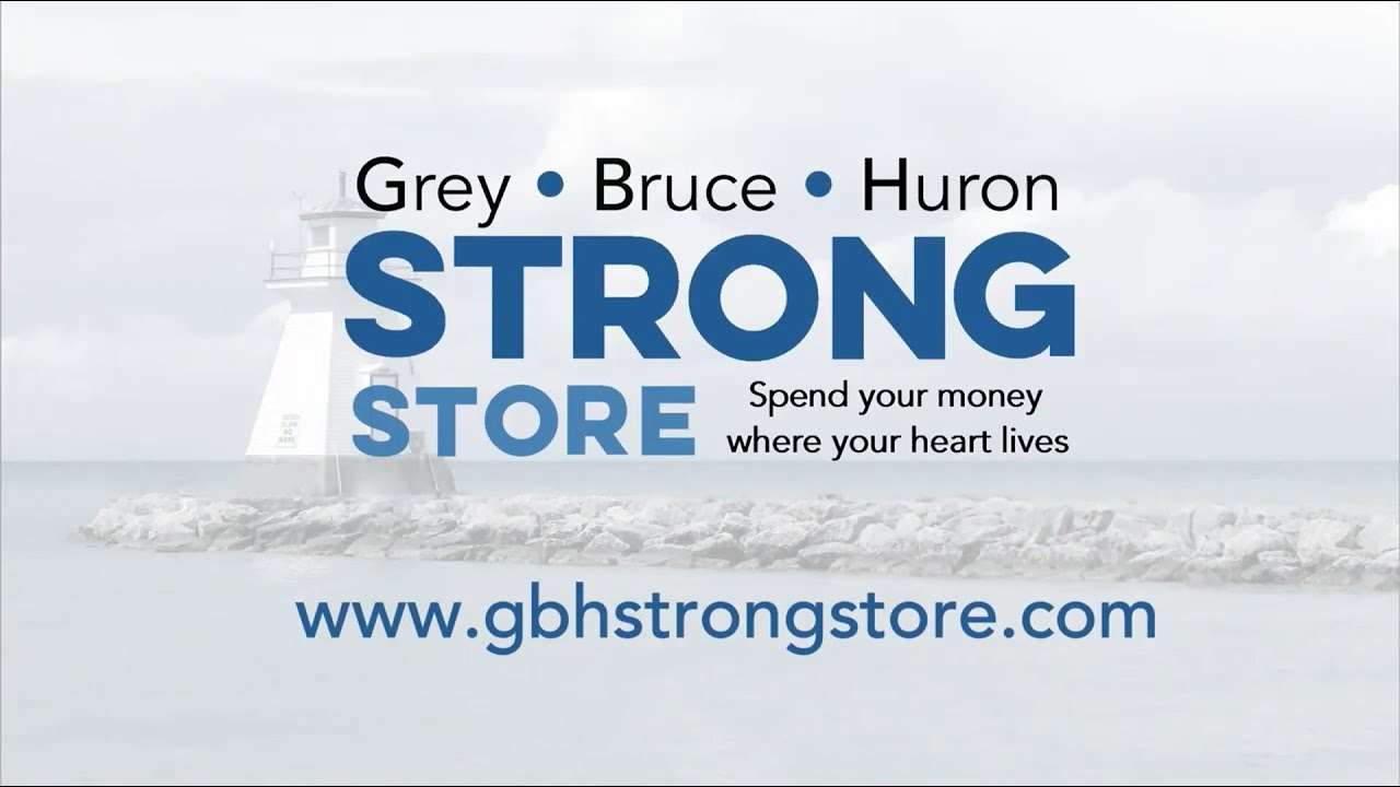 Grey • Bruce • Huron Strong Launches Online Gift Card Store for Local Businesses