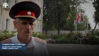 Рейд милиционеров в школе №91