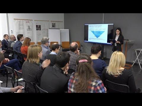 В Белгороде прошла защита проектов грантового конкурса «Цифродром»