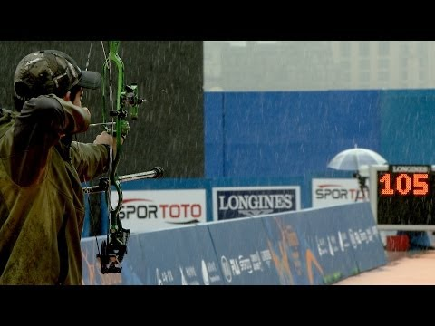 Compound Men Team Bronze - Stage 1 : SHANGHAI - Archery Worl