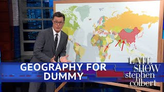 Geography 101: World Maps Trump Can Understand