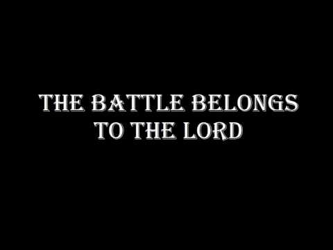 The Battle Belongs to the Lord - Instrumental/ Karaoke with lyrics