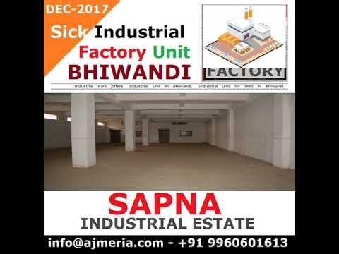 Sick Industrial Factory N A Plot Near Sapna Industrial Estate Bhiwandi Saravli by Ajmeria Property,સ