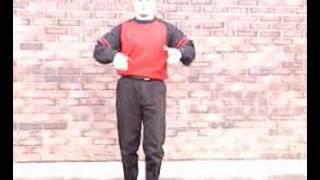 The Ultimate Street Levitation - street magic - Explanation