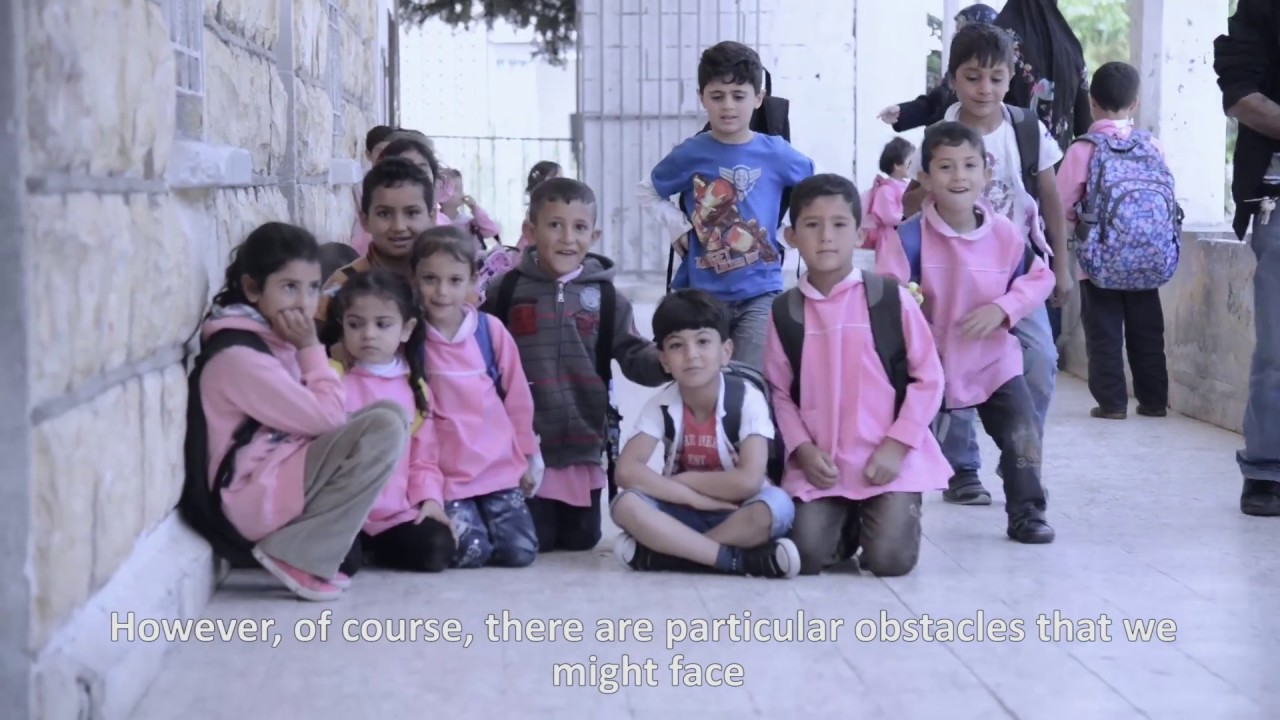 Lebanon: How Results-Based Financing Will Help Reach All Children with Education