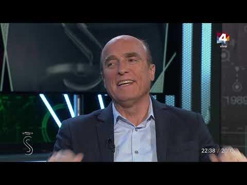 Santo y Seña Electoral - Mano a mano con Daniel Martínez