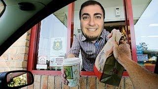 Açlık Oyunları - Hamburgerci Oldum!