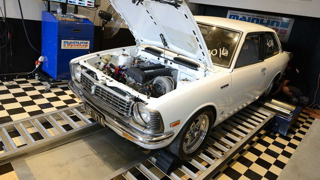 SR20 Turbo into Datsun Sunny