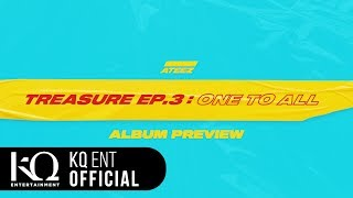 ATEEZ(에이티즈) [TREASURE EP.3 : One To All] Preview