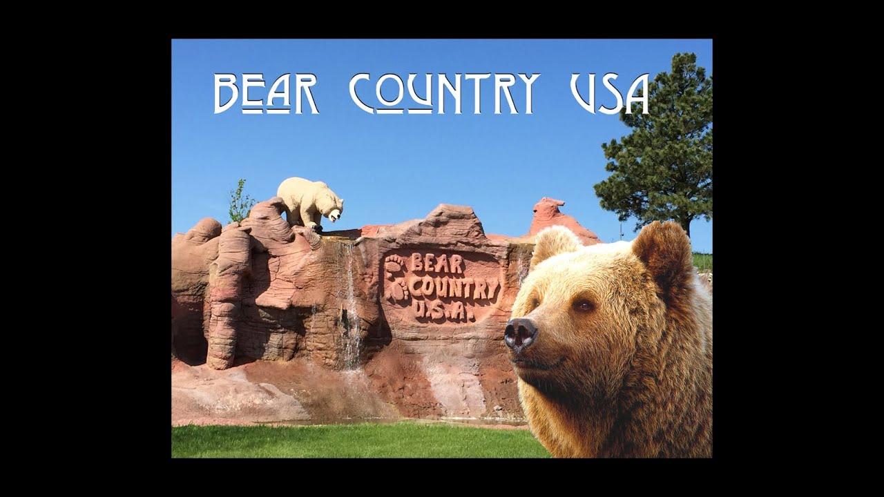 A Visit To Bear Country Usa  Spring 2015  With Trafalgar