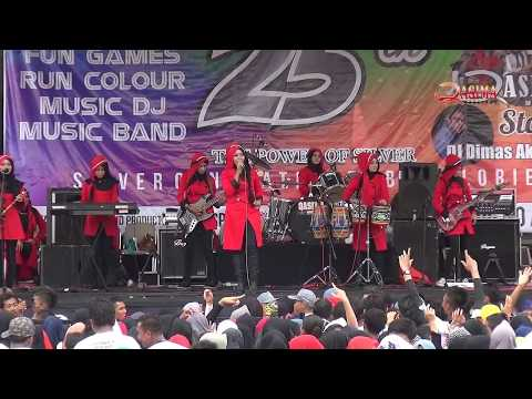 BENDERA ( Cokelat Band ) Covered - Neny Qasima