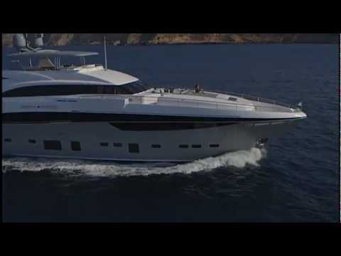 Princess Yachts 40M IMPERIAL PRINCESS - Princess Yacht Charter -