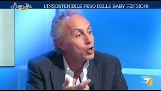 """Marco Travaglio: """"Siamo in mano a questi dilettanti allo sbaraglio"""" 2/2"""